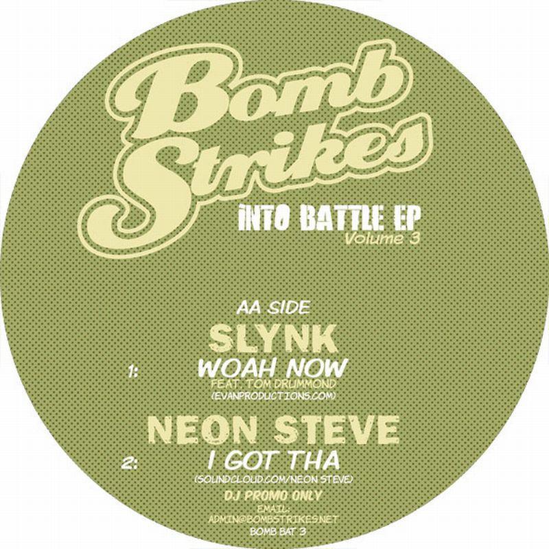 "Various/INTO BATTLE EP VOL. 3 12"""