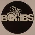 "Bombs/EP #2 - REGGAE REMIXES 12"""