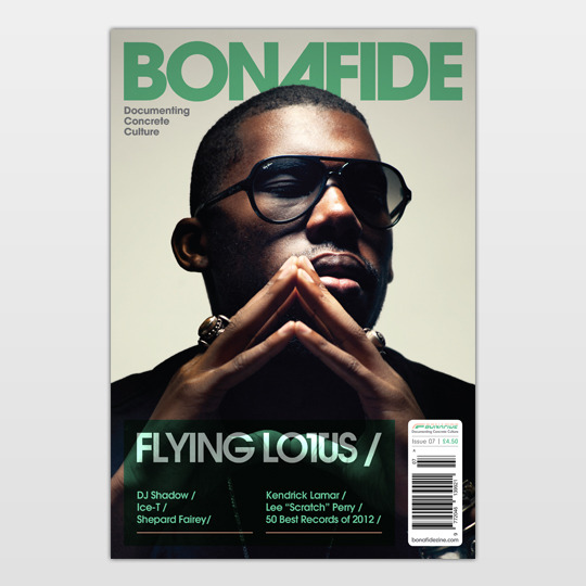 Bonafide/ISSUE 7 (FLYING LOTUS) MAG