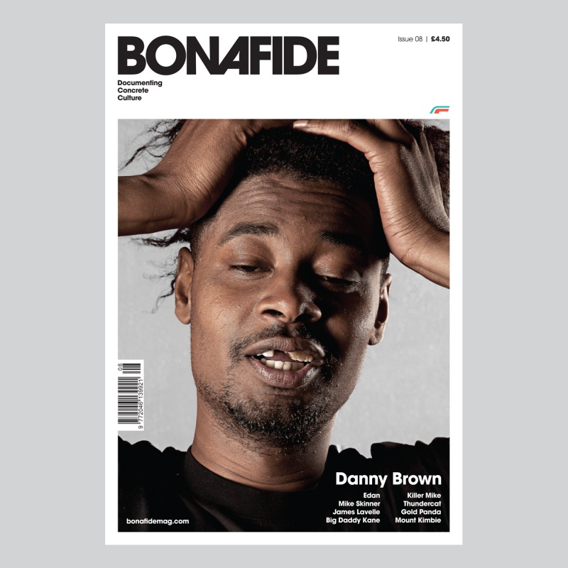 Bonafide/ISSUE 8 (DANNY BROWN) MAG