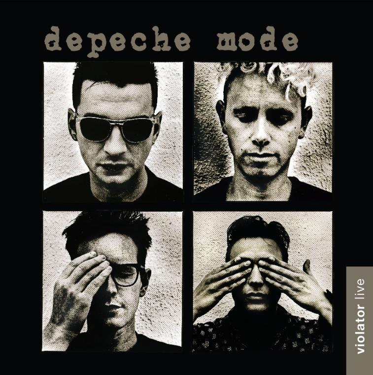 Depeche Mode/VIOLATOR LIVE 3LP