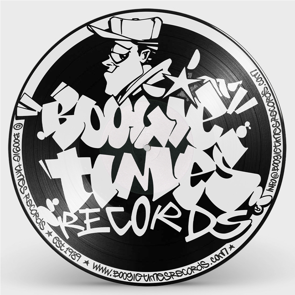 """Krome & Time/UNITY (PIC DISC) 12"""""""