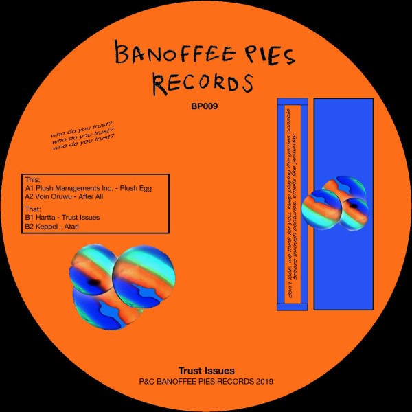Various/BANOFFEE PIES: BP009 12""
