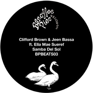 Clifford Brown & Jeen Bassa/SAMBA... LP