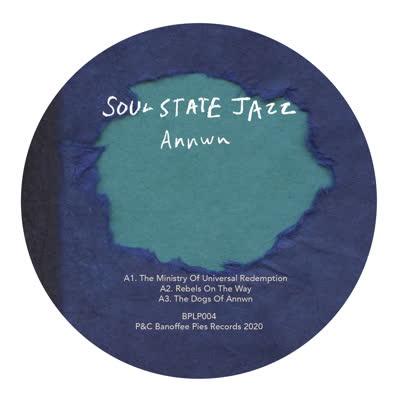 Soulstatejazz/ANNWN LP