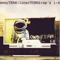 AwayTEAM/LUNARTUNES:EP'S 1-4 CD