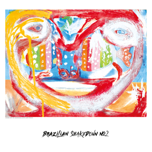 "Various/BRAZILIAN SHAKEDOWN 2 12"""
