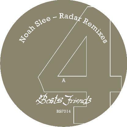 """Noah Slee/RADAR REMIXES 12"""""""