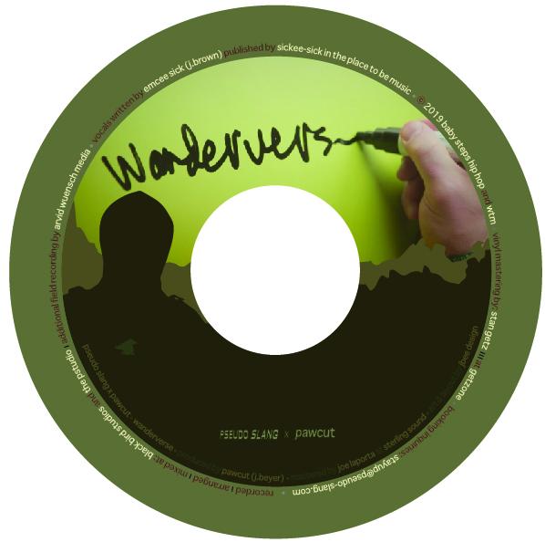"""Pseudo Slang & Pawcut/WANDERVERSE 7"""""""
