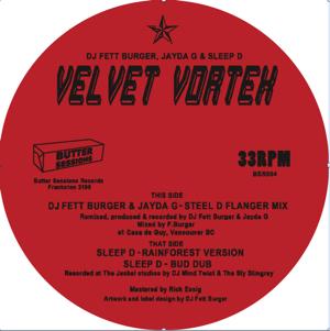 """Various/VELVET VORTEX 12"""""""