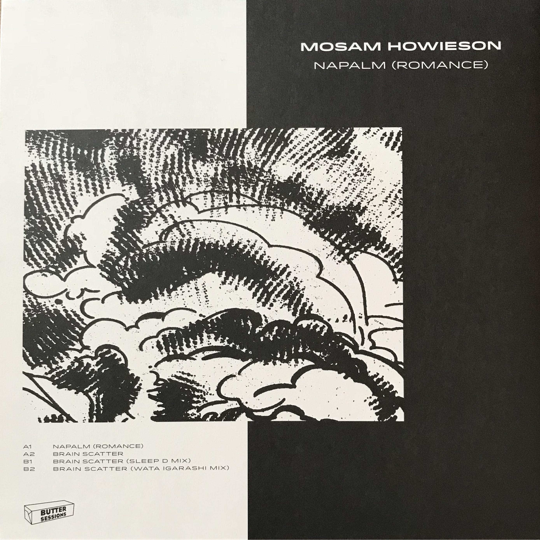 "Mosam Howieson/NAPALM (ROMANCE) 12"""