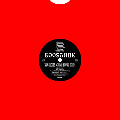 Booshank/OPERATING WITH A BLOWN MIND 12""