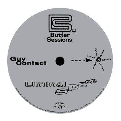 """Guy Contact/LIMINAL SPACE 12"""""""