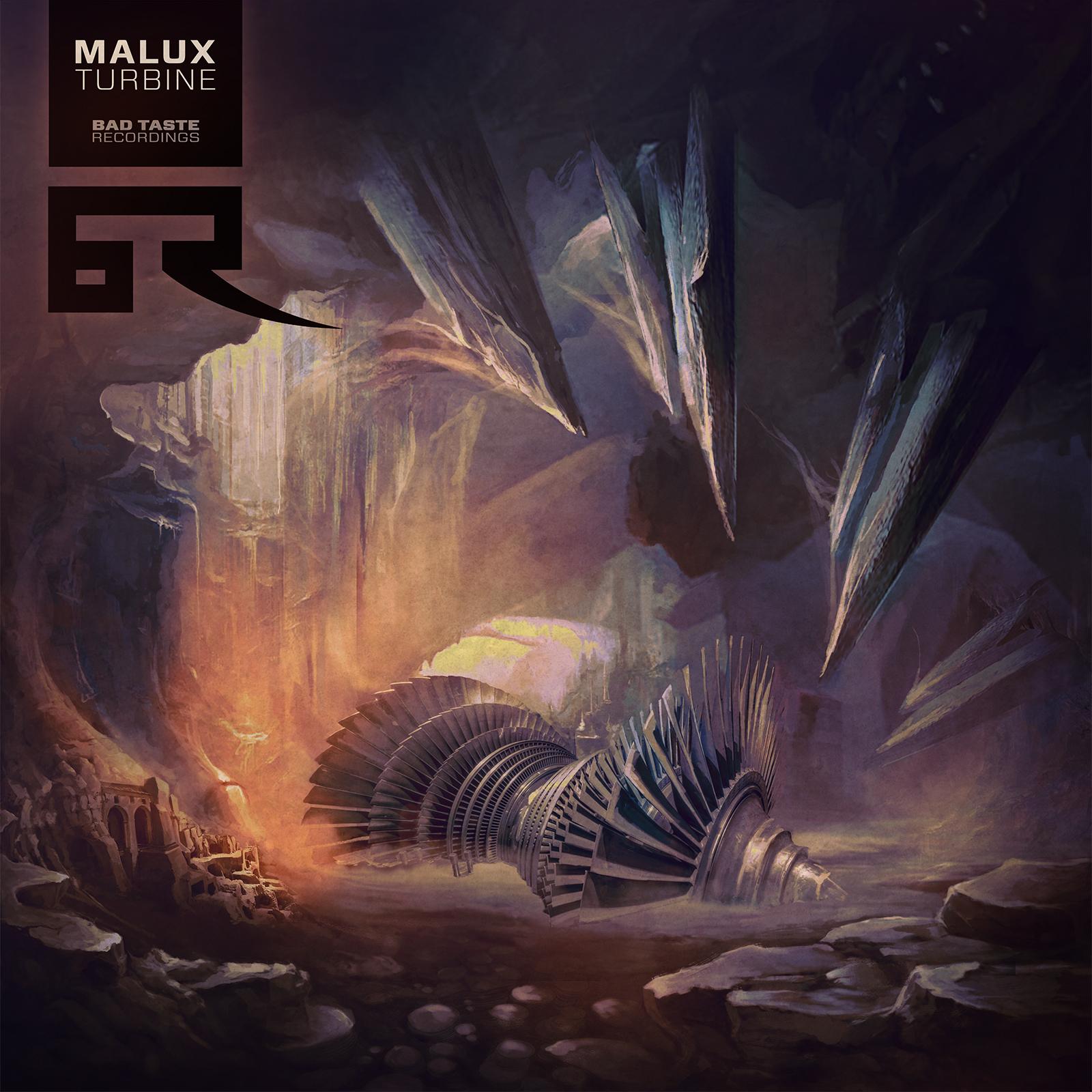 "Malux/TURBINE 12"""