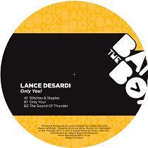"""Lance Desardi/ONLY YOU 12"""""""