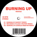 Unknown/BURNING UP REMIXES 12""