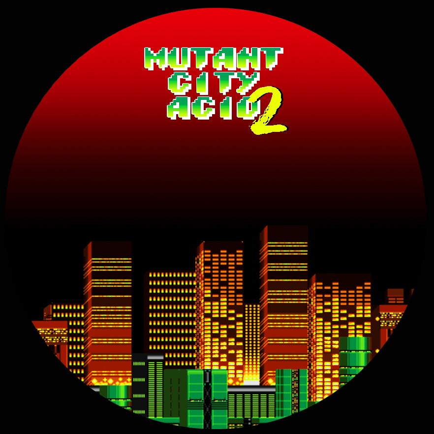 Various/MUTANT CITY ACID 2 12""