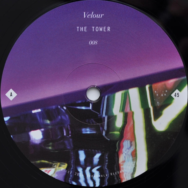 """Velour/THE TOWER 12"""""""