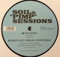 "Soil & Pimp Sessions/POP KORN 10"""