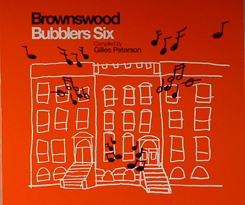 Various/BROWNSWOOD BUBBLERS 6 CD