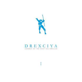Drexciya/JOURNEY OF THE DEEP SEA  DLP
