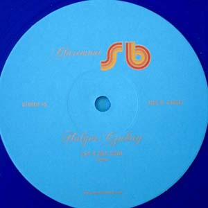 """Holger Czukay/LET'S GET COOL (CLEAR) 12"""""""