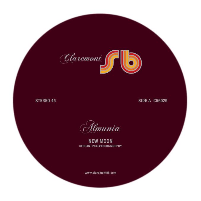 "Almunia/NEW MOON & TRAVEL (INSTR) 12"""
