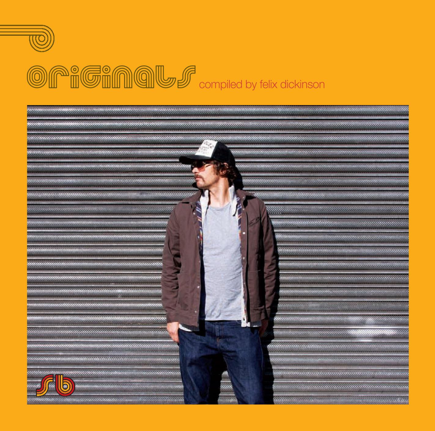 Felix Dickinson/ORIGINALS VOL. 5 CD