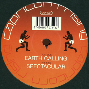 Various/EARTH CALLING & SPECTACULAR 12""