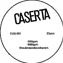 Caserta/UKNOWN & UNTITLED 12""