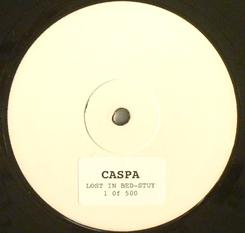 "Caspa/LOST IN BED-STUY 12"""