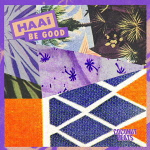 Haai/BE GOOD 12""
