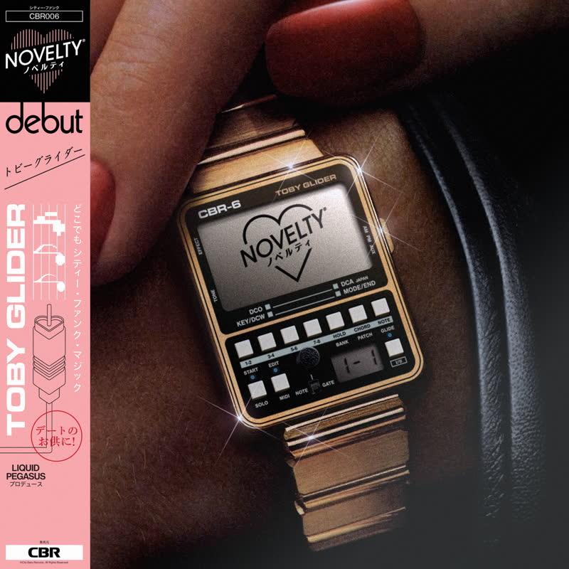Toby Glider/NOVELTY LP