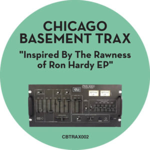 Chicago Basement Trax/VOL. 2 12""