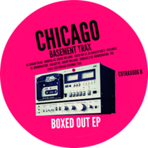 Various/BOXED OUT EP 12""