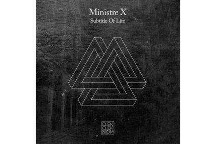 "Ministre X/CALLING ME 12"""