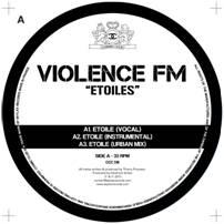 """Violence FM/ETOILES CHEZ DAMIER RMX 12"""""""