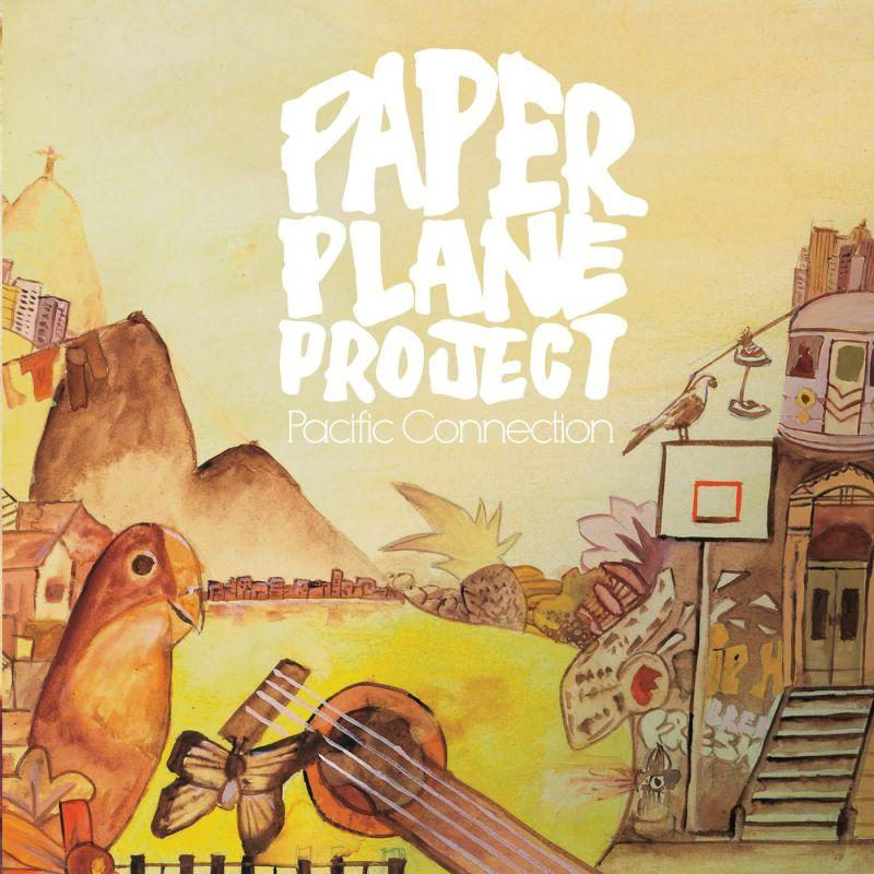 """Paper Plane Project/PACIFIC EP 12"""""""