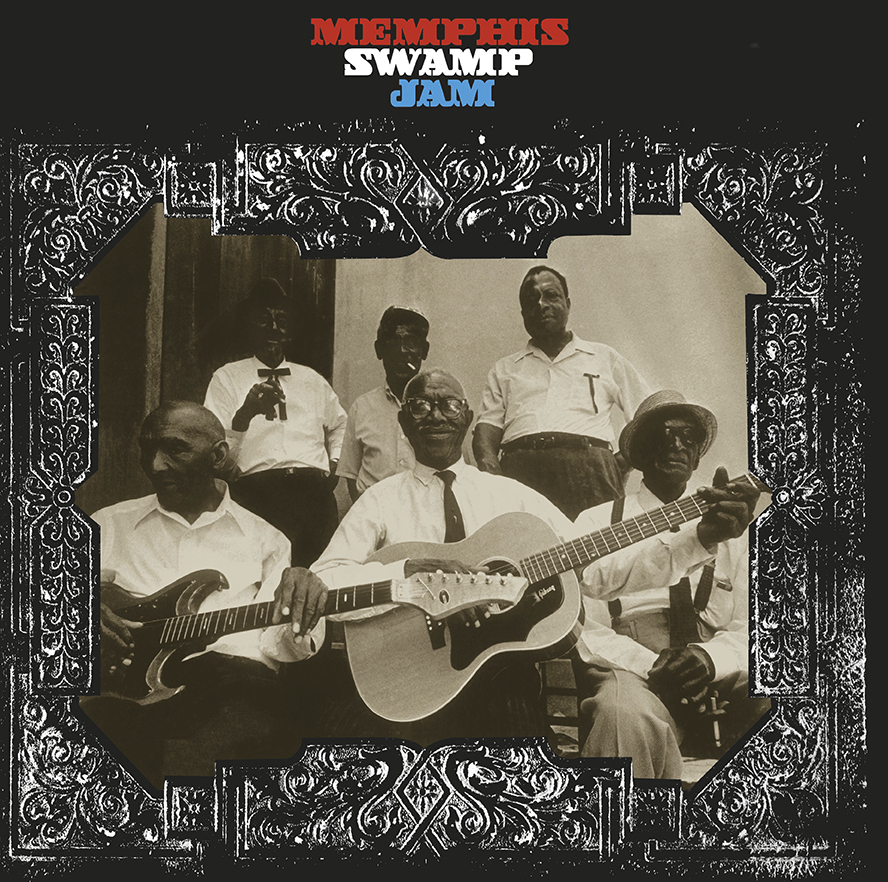 Bukka White & Friend/MEMPHIS SWAP JAM LP