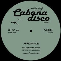 """Pat Les Stache/CABANA DISCO VOL 5 12"""""""