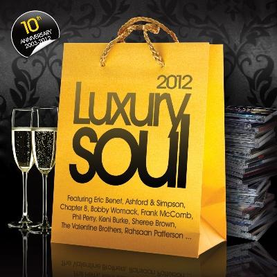Various/LUXURY SOUL 2012 3CD