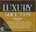 Various/LUXURY SOUL 2009 3CD