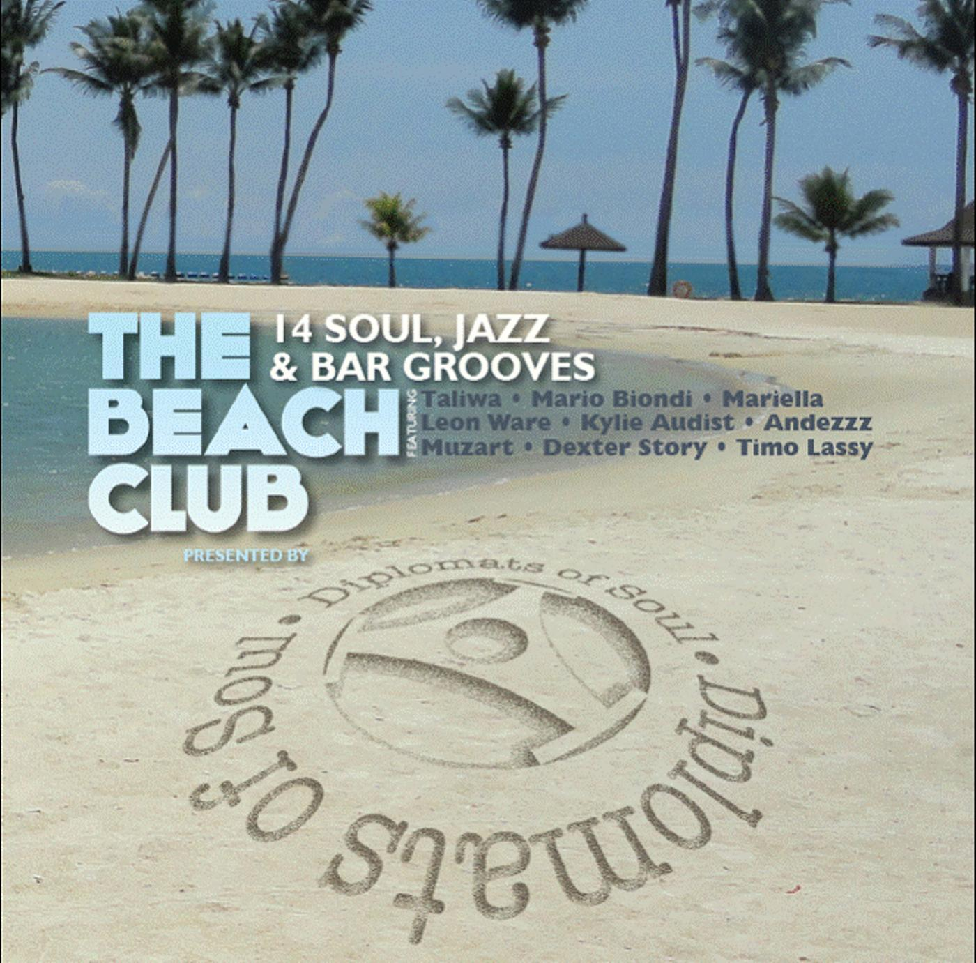 Various/BEACH CLUB(DIPLOMATS OF SOUL) CD