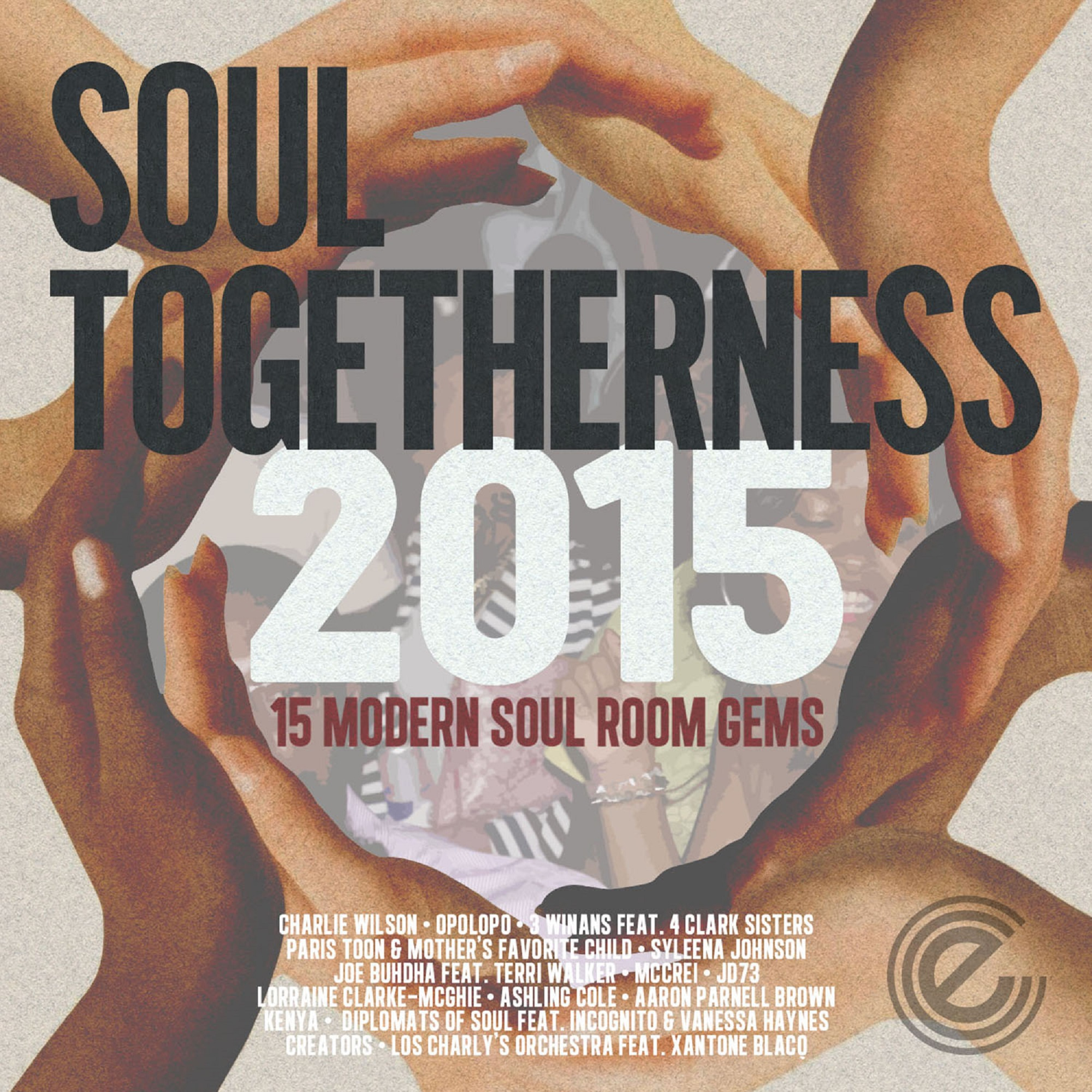 Various/SOUL TOGETHERNESS 2015 CD
