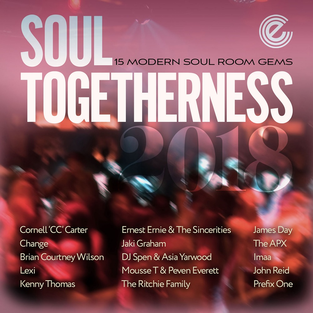Various/SOUL TOGETHERNESS 2018 CD