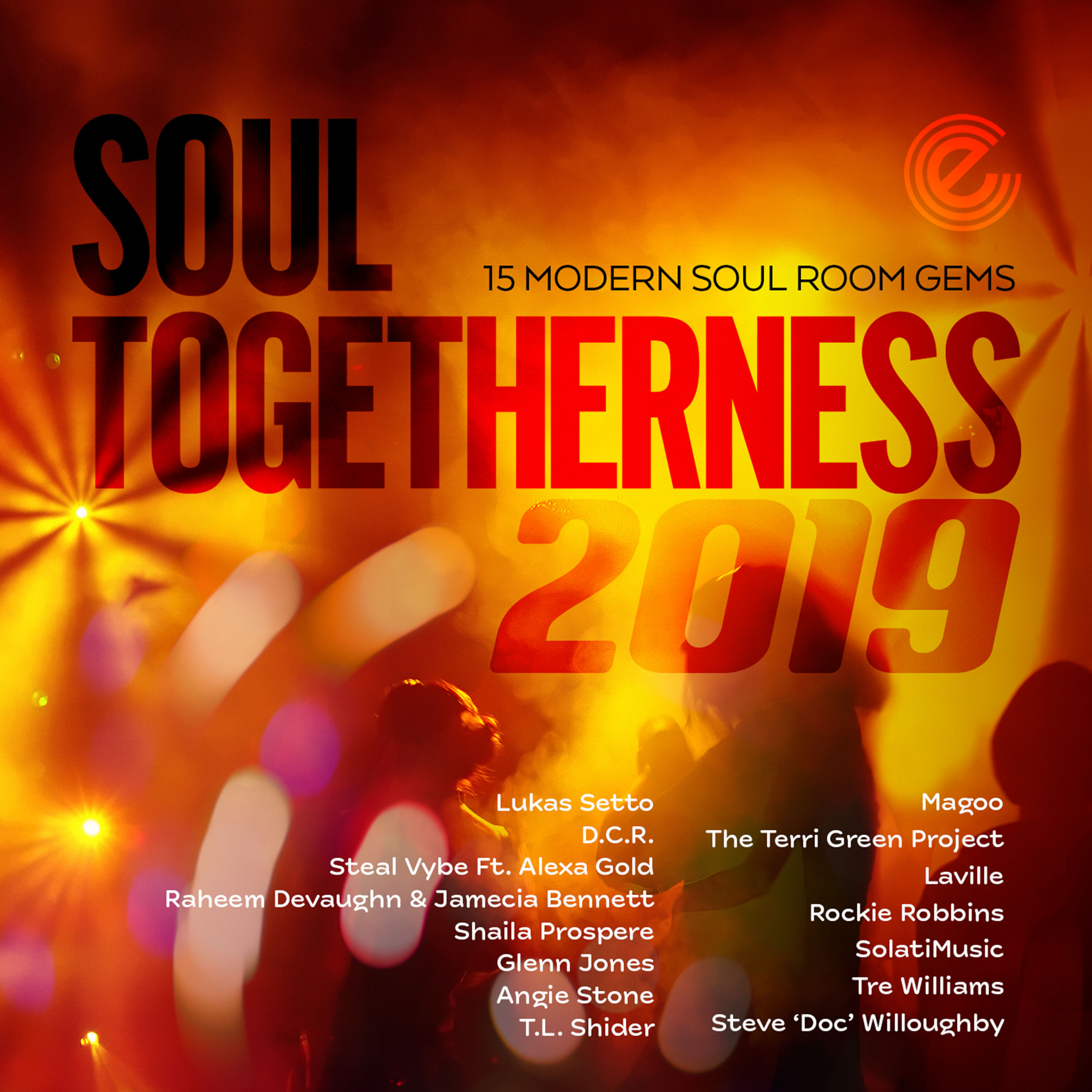 Various/SOUL TOGETHERNESS 2019 CD