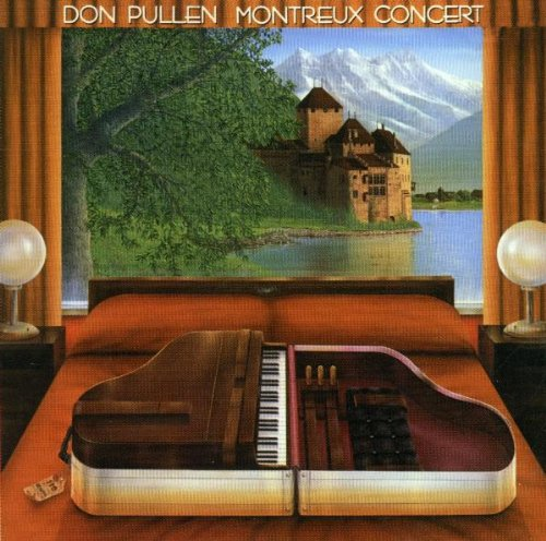 Don Pullen/LIVE AT MONTREUX 1977 CD
