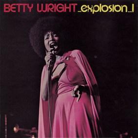 Betty Wright/EXPLOSION! CD