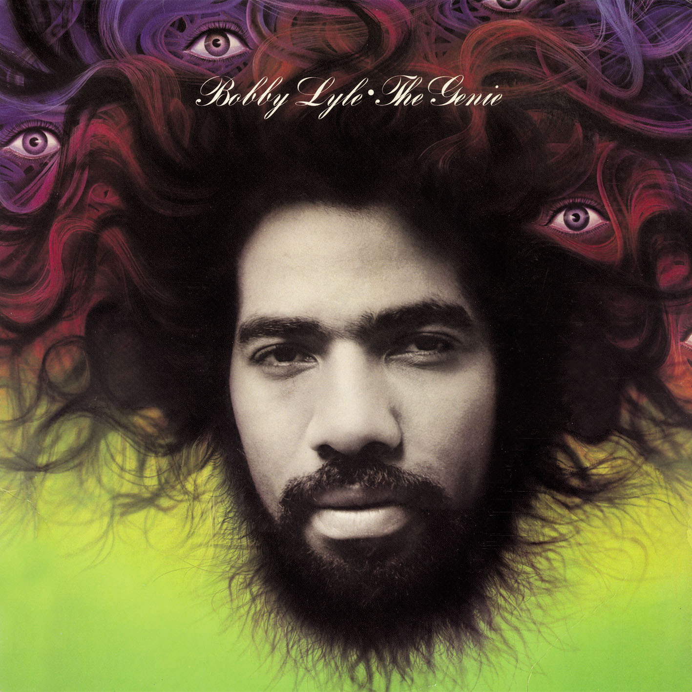 Bobby Lyle/THE GENIE CD