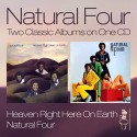 Natural Four/NATURAL FOUR & HEAVEN... CD